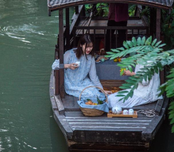 La Chine à l'honneur : Être médiateur de la nature