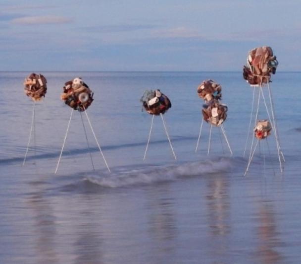 Créatures de Emeric JACOB, artiste plasticien
