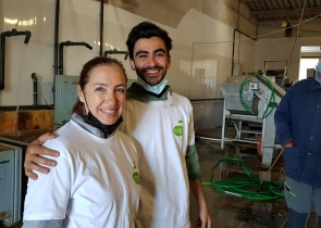 Maria NIEVES, Camargue Coquillage : présentation de l'huître de Carteau