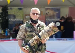Christian BAGNOL, photographe et animateur de sorties nature