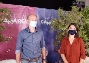 Jean JALBERT et Laura MARRE-CAST, la Tour du valat