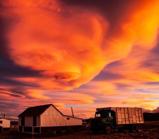 Patagonie : Le Grand Sud de Cécile DOMENS