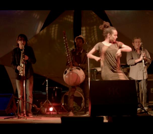 Concert Griot Jazz Flamenco : en route vers la Casamance
