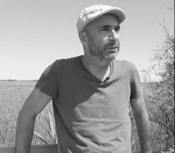 Les acteurs du Festival de la Camargue : Rencontre avec Frédéric Lamouroux