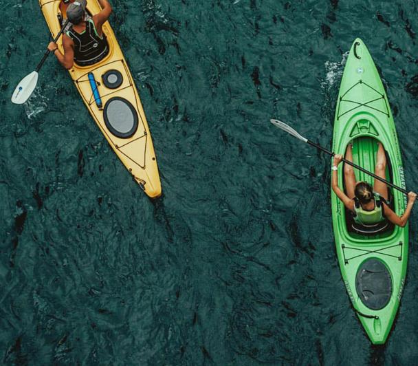 L'Anse de Carteau vue de la Mer