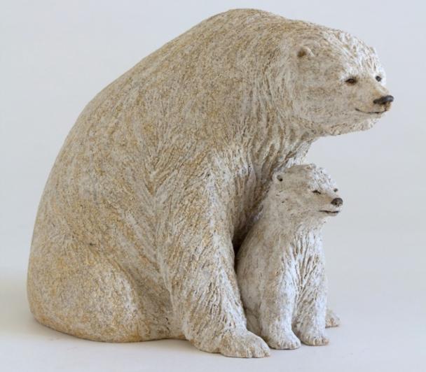 Atelier de sculpture animalière avec Olivia Tregaut