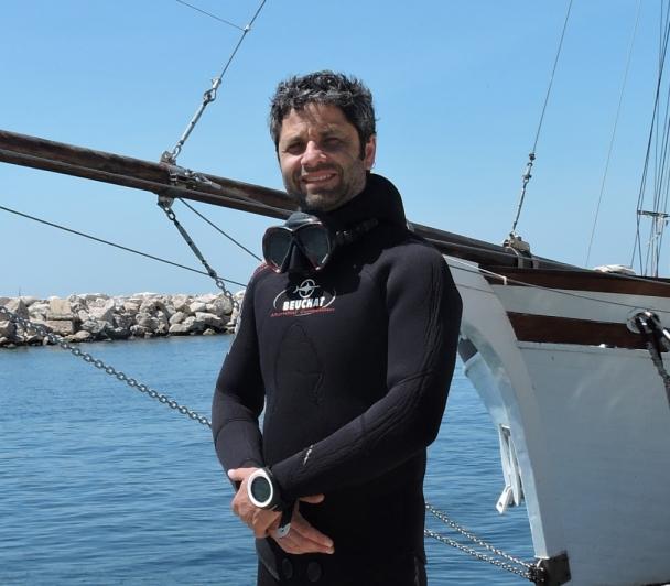 Faune de Méditerranée de Cyril GIRARD