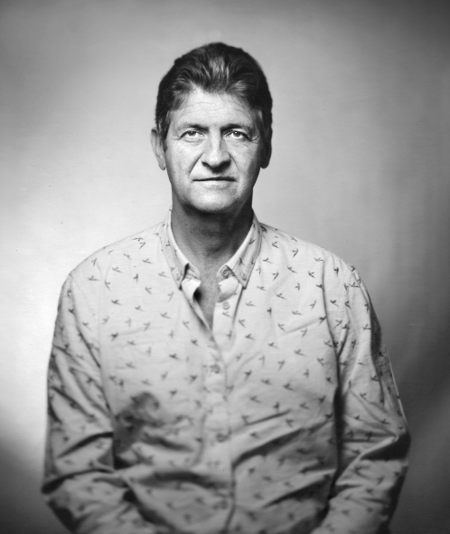 Portrait Thierry Vezon