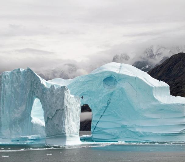 Groenland : une île de roches et de glaces