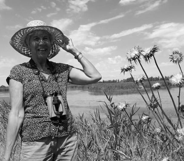 Les acteurs du Festival de la Camargue : Rencontre avec Sylviane JOHNSON