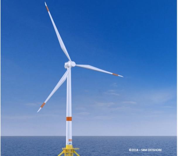 Provence Grand Large : visite au coeur du projet éolien flottant.