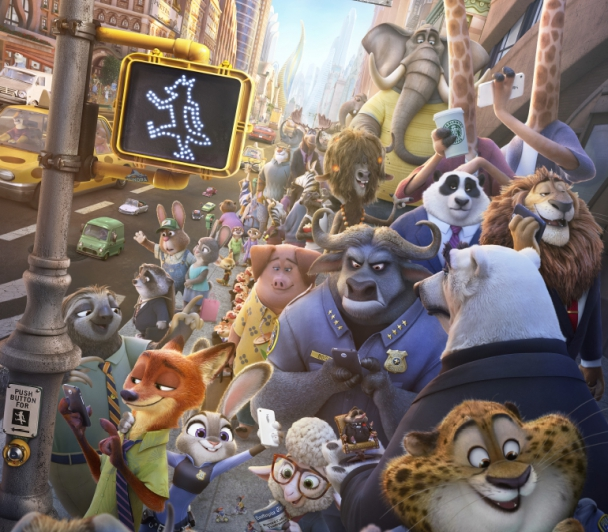 Zootopie Un fim Disney